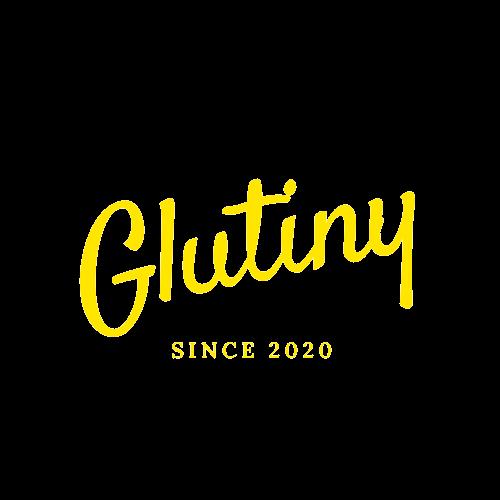glutinyLogoWhitieTransL